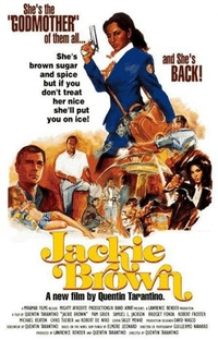 Jackie Brown - Poster / Capa / Cartaz - Oficial 3