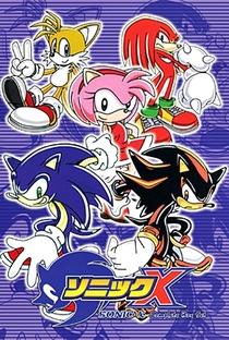 Sonic X (1ª Temporada) - Poster / Capa / Cartaz - Oficial 21