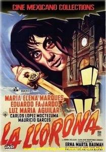 La llorona - Poster / Capa / Cartaz - Oficial 1