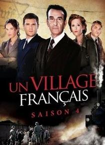Um Vilarejo Francês (4ª temporada) - Poster / Capa / Cartaz - Oficial 1