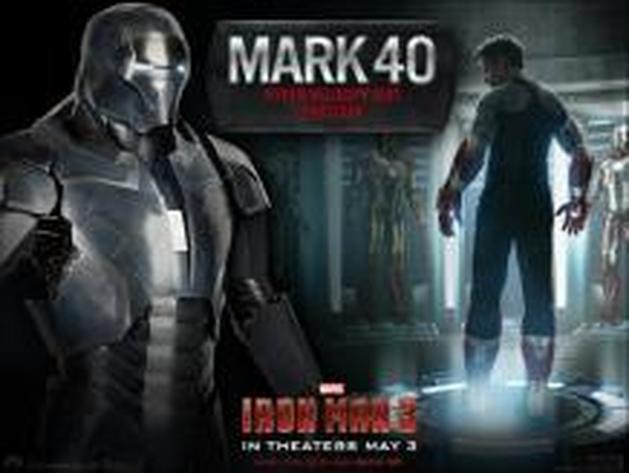Conheça as novas armaduras que estarão em Homem de Ferro 3!