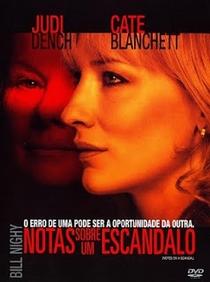 Notas Sobre um Escândalo - Poster / Capa / Cartaz - Oficial 5