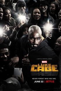 Luke Cage (2ª Temporada) - Poster / Capa / Cartaz - Oficial 2