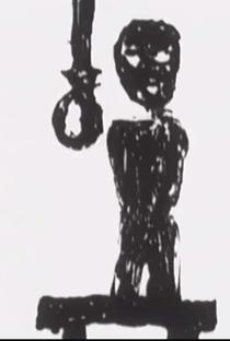 26/71: Zeichenfilm - Balzac und das Auge Gottes - Poster / Capa / Cartaz - Oficial 2