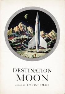 Destino à Lua - Poster / Capa / Cartaz - Oficial 5