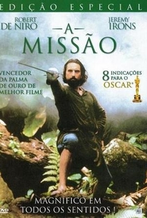 A Missão - Poster / Capa / Cartaz - Oficial 3