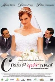 Cristina Quer Casar - Poster / Capa / Cartaz - Oficial 1