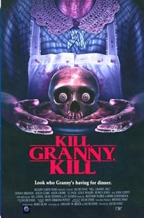 Kill, Granny, Kill - Poster / Capa / Cartaz - Oficial 1