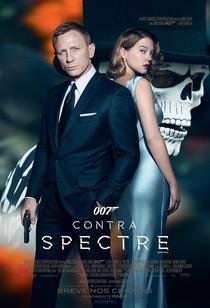 007 Contra Spectre - Poster / Capa / Cartaz - Oficial 6