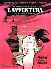 A Aventura - Poster / Capa / Cartaz - Oficial 10
