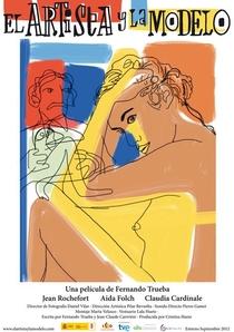O Artista e a Modelo - Poster / Capa / Cartaz - Oficial 1