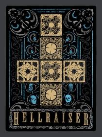Hellraiser - Renascido do Inferno - Poster / Capa / Cartaz - Oficial 5