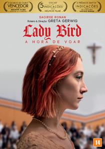 Lady Bird: A Hora de Voar - Poster / Capa / Cartaz - Oficial 9