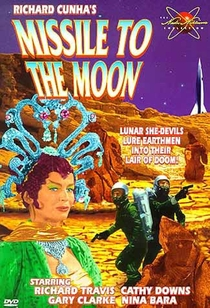 Missile to the Moon - Poster / Capa / Cartaz - Oficial 1