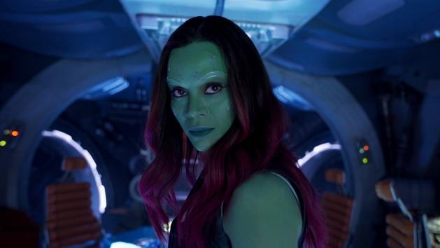 Vingadores | Zoe Saldana confirma presença em Guerra Infinita