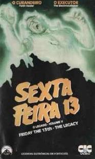 Sexta-Feira 13: O Legado (1ª Temporada) - Poster / Capa / Cartaz - Oficial 2