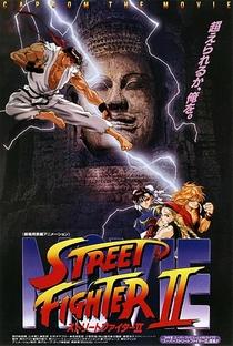 Street Fighter II: O Filme - Poster / Capa / Cartaz - Oficial 2
