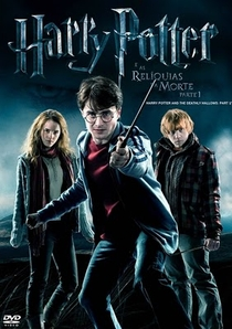 Harry Potter e as Relíquias da Morte - Parte 1 - Poster / Capa / Cartaz - Oficial 25