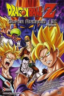 Dragon Ball Z 7: O Retorno dos Andróides - Poster / Capa / Cartaz - Oficial 3