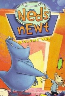 Ned e a Salamandra - Poster / Capa / Cartaz - Oficial 1
