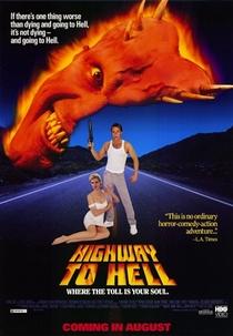 Estrada Para o Inferno - Poster / Capa / Cartaz - Oficial 3