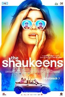 The Shaukeens - Poster / Capa / Cartaz - Oficial 4