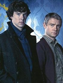 Sherlock (2ª Temporada) - Poster / Capa / Cartaz - Oficial 4