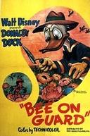 Pato Donald - Abelha Abelhuda (Donald Duck Bee on Guard)