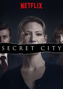 Secret City (1ª Temporada) - Poster / Capa / Cartaz - Oficial 1