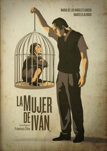 A Mulher de Iván - Poster / Capa / Cartaz - Oficial 1