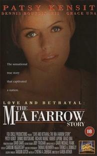 Mia Farrow - Vida Marcada  - Poster / Capa / Cartaz - Oficial 1