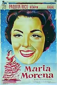 María Morena - Poster / Capa / Cartaz - Oficial 5