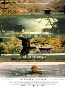 Primavera, Verão, Outono, Inverno e... Primavera - Poster / Capa / Cartaz - Oficial 6