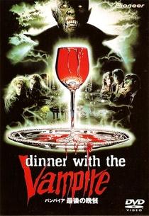 Banquete com um Vampiro - Poster / Capa / Cartaz - Oficial 1