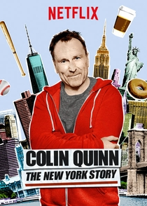 Colin Quinn: The New York Story - Poster / Capa / Cartaz - Oficial 1