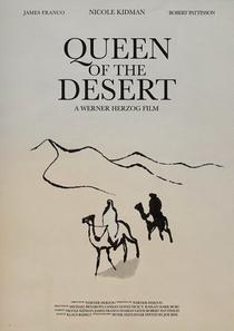 Rainha do Deserto - Poster / Capa / Cartaz - Oficial 1