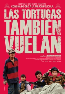 Tartarugas Podem Voar - Poster / Capa / Cartaz - Oficial 11