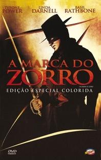 A Marca do Zorro - Poster / Capa / Cartaz - Oficial 2