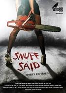Snuff Said - Morte em Vídeo (Snuff Said - Morte em Vídeo)