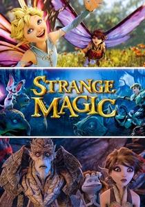 Magia Estranha - Poster / Capa / Cartaz - Oficial 2