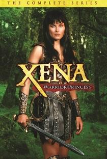 Xena: A Princesa Guerreira (1ª Temporada) - Poster / Capa / Cartaz - Oficial 4
