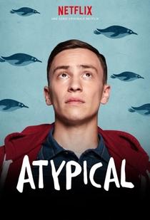 Atypical (1ª Temporada) - Poster / Capa / Cartaz - Oficial 3