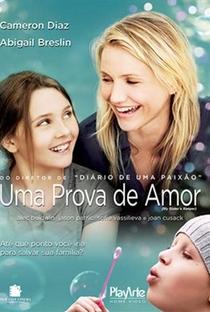 Uma Prova de Amor - Poster / Capa / Cartaz - Oficial 11