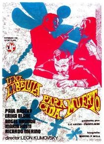 Uma Libélula para Cada Morto - Poster / Capa / Cartaz - Oficial 1