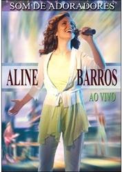 Som de Adoradores - Aline Barros - Poster / Capa / Cartaz - Oficial 1