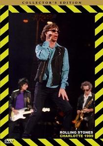 Rolling Stones - Charlotte 1999 - Poster / Capa / Cartaz - Oficial 1
