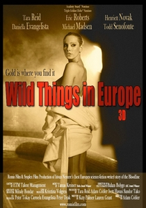 Wild Things in Europe 3D - Poster / Capa / Cartaz - Oficial 1