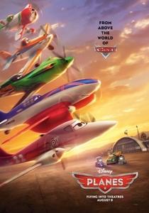 Aviões - Poster / Capa / Cartaz - Oficial 2