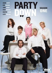 Party Down (1ª Temporada) - Poster / Capa / Cartaz - Oficial 1
