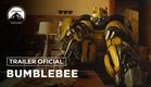 Bumblebee | Trailer Oficial | LEG | Paramount Pictures Brasil